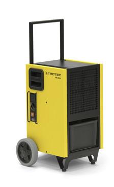 Osuszacze kondensacyjne firmy Trotec model TTK 355S